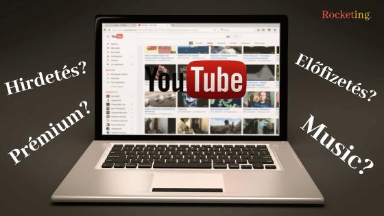 YouTube Prémium: ezt is a hirdetők fogják megszívni