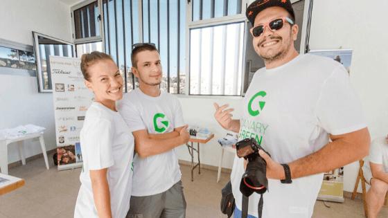 Tenerifei marketing kalandunk második hónapja
