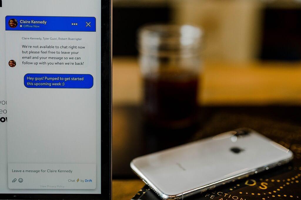 chatbot marketing trendek 2020 Rocketing
