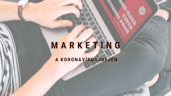 Marketing a koronavírus idején