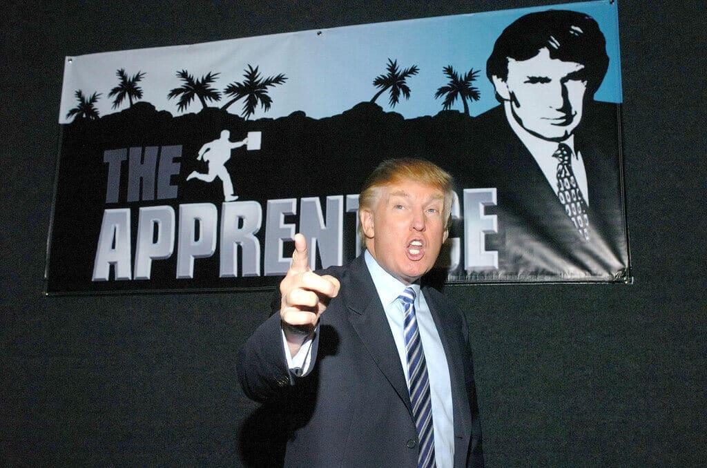 Donald Trump The Apprentice énmárka